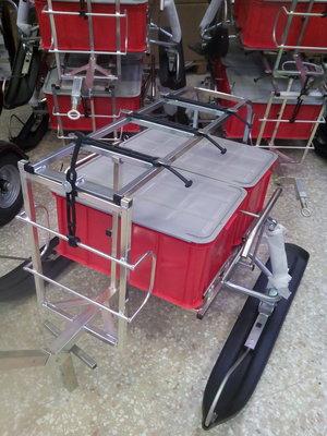 Packkälke XL75 Standard